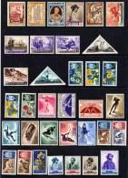 Saint-Marin Lot De 100 Timbres Différents Oblitérés Et Neufs * - Collections, Lots & Séries