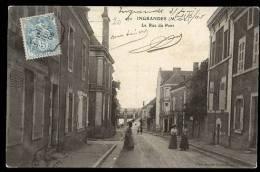 Ingrandes: La Rue Du Pont - France