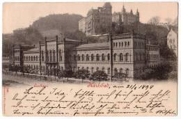 RAR Karlsbad Karlovy Vary 1898 ! - Tschechische Republik