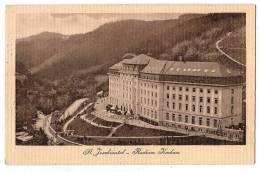 RAR Kurhaus Radium-Therapie Skt. Joachinmstal Jachymov 1914 - Tschechische Republik
