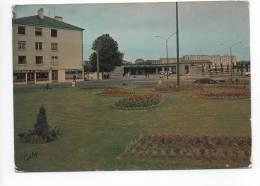 Fougères Place De La Gare - Fougeres