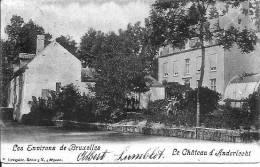 Anderlecht 25: Le Château - Anderlecht