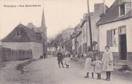 ¤¤  -   PICQUIGNY   -  Rue Saint-Pierre     -  ¤¤ - Picquigny