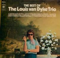 * LP * LOUIS VAN DYKE TRIO - A WHITER SHADE OF PALE (wrong Sleeve) - Jazz