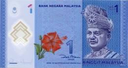 MALAYSIA P. NEW  1/5 R 2012 UNC (2 Billets) - Malaysie