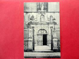 Luxembourg --Portail De La Cathedral   Ca 1910---- REF 688 - Unclassified