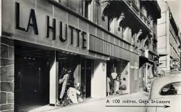 """PARIS VIIIe """" LA HUTTE """" MAGASIN DE SPORT 10 RUE DE LA PEPINIERE MAGASIN PILOTE DU RESEAU LA HUTTE DEVANTURE - Arrondissement: 08"""