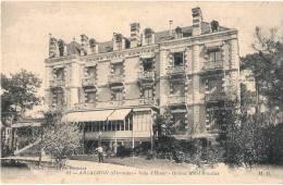 ARCACHON  Ville D'hiver Grand Hotel Sanitas TTB Neuve - Arcachon