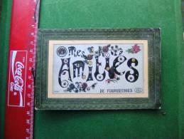 A-1-4-250b CPA Mes Amitiés De Fourbechies - Froidchapelle