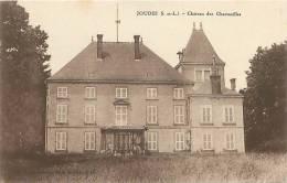 71 - JOUDES - Château Des Charmeilles - Unclassified