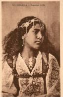 CPA 968 CPM Carte Postale Moderne Publicitaire Pub Chocolat Cardon Cambrai OUARGLA Jeune Femme Danseuse Arabe - Publicité