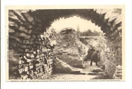 86 -SANXAY  -  Ruines Gallo-romaines Découvertes Par Le R.P. Camille De La Croix - Le Balnéaire-couloir Des Hypocaustes - France
