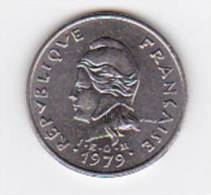Polynésie Française / Tahiti - Pièce De 10 FCFP - 1979 - SUP - Polynésie Française