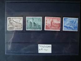 Deutsches Reich: Mi-Nr 739/42 Postfrisch, 10,--EUR - Ungebraucht
