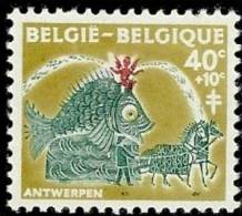 BELGIQUE -Année 1959- Au Profit Des Oeuvres Antituberculeuses- N° 1114** - Neufs