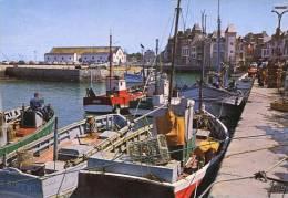 N°24370 GF -cpsm Le Croisic -le Port Et La Criée - - Pêche