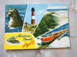 Insel SYLT   -train   D79164 - Eisenbahnen