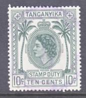 Tanganyika   Revenue 9   (o) - Tanganyika (...-1932)