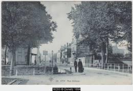 16203g PONT - Rue Defacqz - Ath - 1908 - SBP 26 - Ath