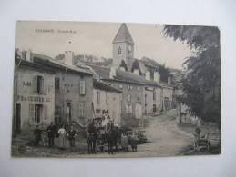 EULMONT - Grande Rue - Autres Communes