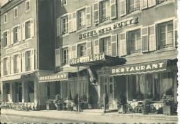 N°24386 GF -cpsm Pont à Mousson -hôtel De La Poste- - Hotels & Restaurants