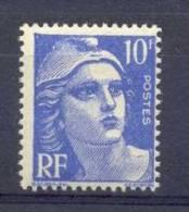 FRANCE - Yv Nr 723 - Marianne De Gandon - MNH** - Cote 2,00 € - 1945-54 Marianne (Gandon)
