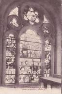 Cp , 88 , DOMRÉMY-LA-PUCELLE , Collection De La Basilique Du Bois Chenu , Vitrail De Gauche , L'Épée - Domremy La Pucelle