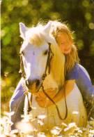 CALENDARIO DEL AÑO 2012 DE UN CABALLO -HORSE  (CALENDRIER-CALENDAR) - Calendarios