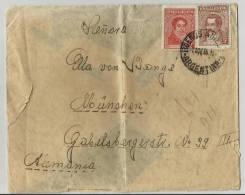 =Argentina 1935  Brief  Nach Schweiz - Argentinien