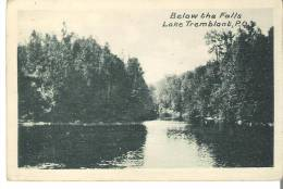 En Bas Des Chutes, Lac Tremblant, Quebec Below The Falls, Lake Tremblant, Quebec - Autres