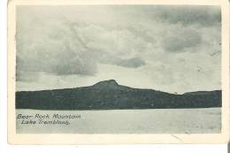 "Bear Rock Mountain, Lake Tremblant, Quebec  ""Lake Breeze"", Lac Mercier, Que., Is Open The Year Round - Autres"