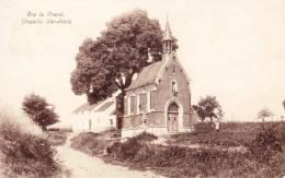 ORP Le GRAND - Chapelle Sainte Adéle - Carte Circulée 1928 - Orp-Jauche