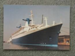 NORWEGIAN CARIBBEAN NORWAY (EX FRANCE) - Dampfer