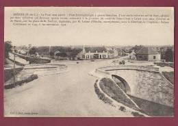 62 - 250912 - ARDRES - Le Pont Sans Pareil Pont Hémisphérique à Quatre Branches - Ardres