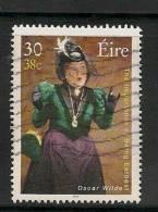 IRELAND - EIRE - 2000 OSCAR WILDE  Yvert # 1231 - USED - Ireland
