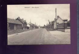 CPA (80) Rollot - Rue Haute - Other Municipalities