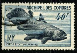 Comores (1954) N 13 (o)