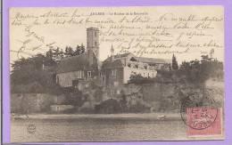 ANGERS -  Le Rocher De La Baumette- Oblitérée En 1904 - Angers