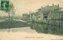 01 PONT-de-VAUX La Reyssousee - Pont-de-Vaux