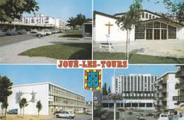 JOUE LES TOURS ( MULTI VUES ) - Other Municipalities