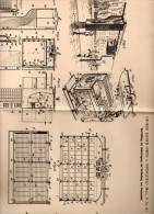 Original Patentschrift - Verteileranlage Für Postsachen , Post , 1901 , G. Owen In Springfield , USA , Postbote , USM !! - Architektur