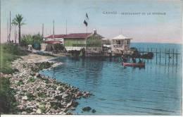 4880 - Cannes Restaurant De La Réserve