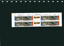 FRANCE : Yvert 2852B  X 2 Avec Vignette - Ungebraucht