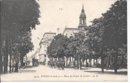 4885 - Tours Place Du Palais De Justice
