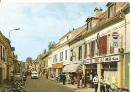 77 SOUILLY CAFE ..TABAC... P.M.U   RUE PRINCIPALE     VOITURES  BON ETAT VOIR LES 2 SCANS - France