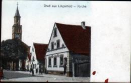 ALLEMAGNE - GRUSS AUS LINGENFELD - KIRCHE - Non Classificati