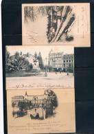 6 Postales Francia - Otros