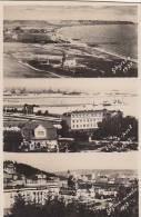 Pologne - Poland - Carte-photo - Gdynia 1920 1932 - 3 Different Views - Port Maritime - Pologne