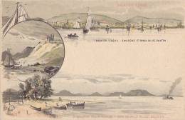 Hongrie - Lac Balaton - Illustrateur Dörret - Philatélie Entier Postal - Hungary