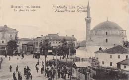 Bulgarie -  Sofia - Place Du Bain - Mosquée - Bulgarie